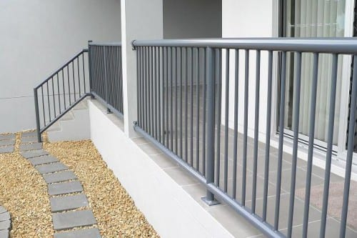 Metal Balustrade Brisbane