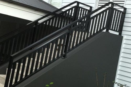 Powder Coated Balustrades Brisbane