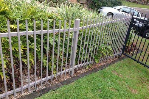 Steel Residential Fence Brisbane