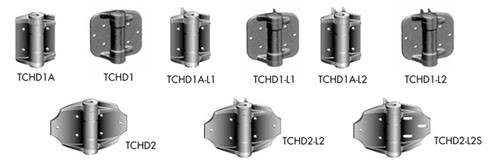 Tru-Close Self Closing Gate Hinges - Heavy Duty