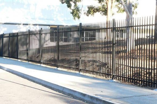 Brisbane School Fence