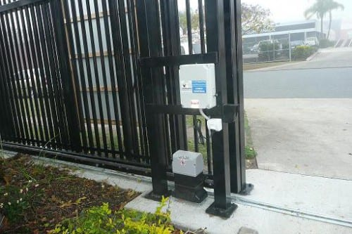 Automatic Commercial Gate Opener