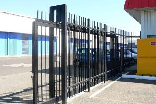 sliding automatic gate brisbane